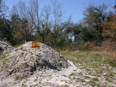 Cleared And Filled Building Lot : Sebastian : Indian River County : Florida