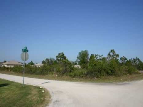 Double Lot : Sebastian : Indian River County : Florida