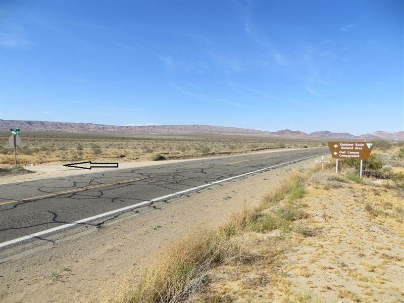 Pristine, Surrounded By Blm, $375/M : Barstow : San Bernardino County : California