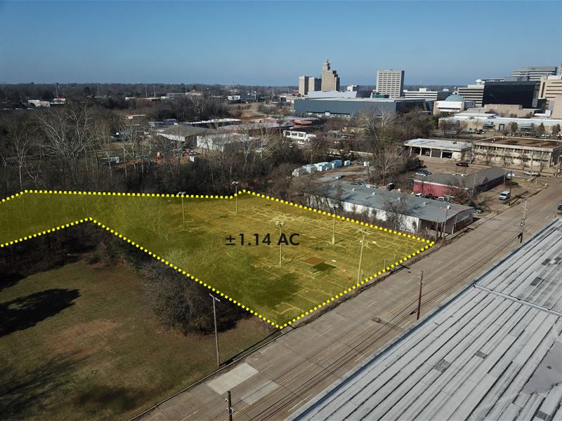 Absolute $1 Auction 1.14 AC Site : Jackson : Hinds County : Mississippi