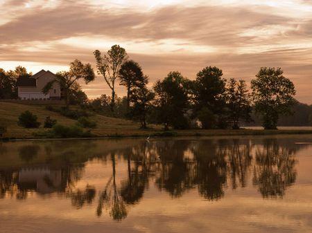 Direct Dockable Lakefront Lake Anna : Fredricksburg : Orange County : Virginia