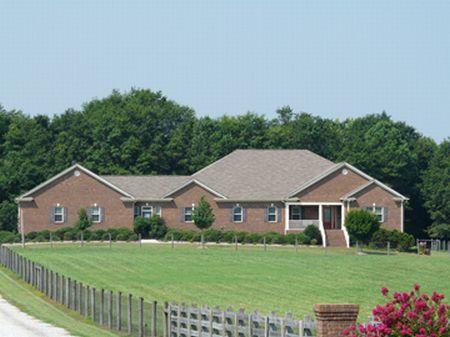 17+ Acre Horse Farm : Madison : Morgan County : Georgia