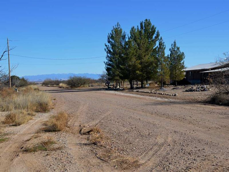 Awesome, Utilities, Historic Area : Cochise : Cochise County : Arizona