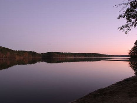 1 Acre Lakefront : Augusta : Lincoln County : Georgia
