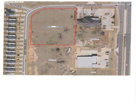 2 Acres - 0 West Wrasling Way : Warner Robins : Houston County : Georgia