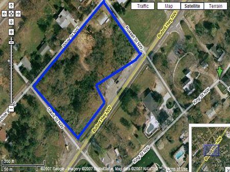 Suwanee City Block For Mixed Use : Suwanee : Gwinnett County : Georgia