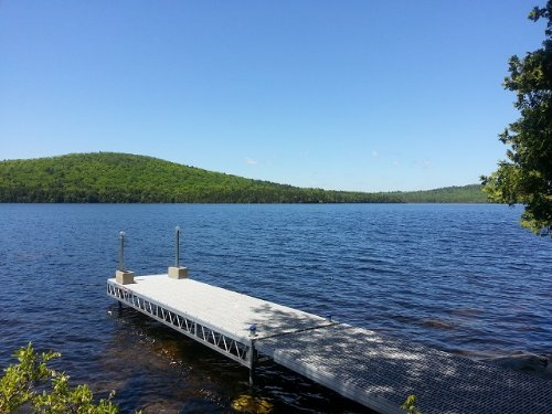 Cold Stream Pond Year Round Living : Lowell : Penobscot County : Maine