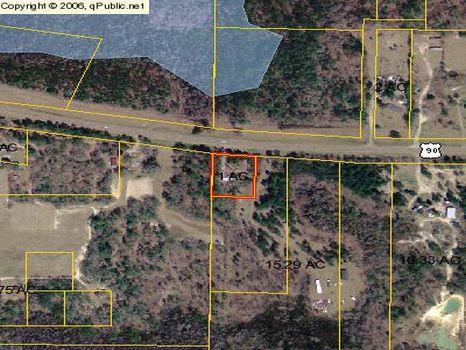 One Shady Acre HWY 90 : Marianna : Jackson County : Florida