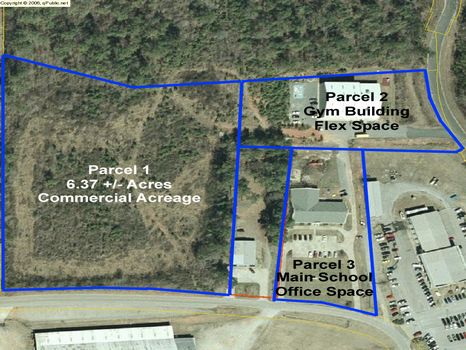 6.37+/-AC By Carroll Cty Sale Barn : Carrollton : Carroll County : Georgia