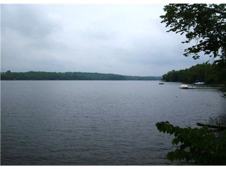 Building Lot On Big Indian Lake : Saint Albans : Somerset County : Maine
