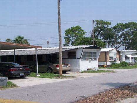 Sunset Cove Mobile Home Park : Winter Haven : Polk County : Florida