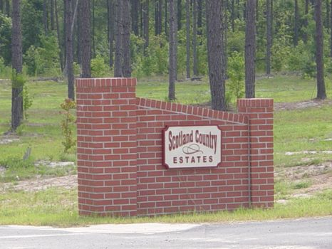 Scotland Country Estates Lots : Dublin : Laurens County : Georgia