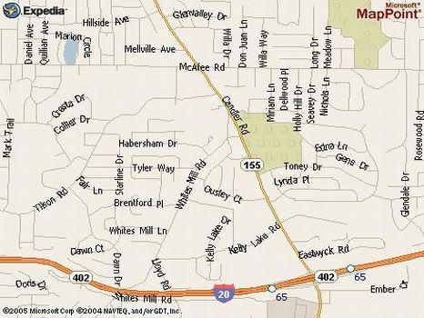 Redevelopment/ BTS Opportunity : Decatur : DeKalb County : Georgia