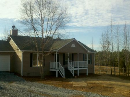 Mini Farm On 6 Acres In Rutledge : Rutledge : Walton County : Georgia