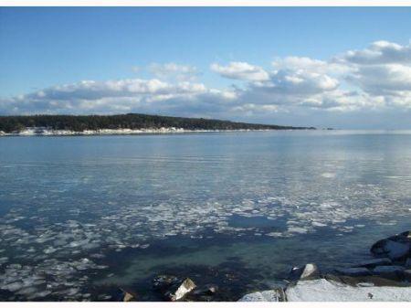On The Ocean : Steuben : Washington County : Maine