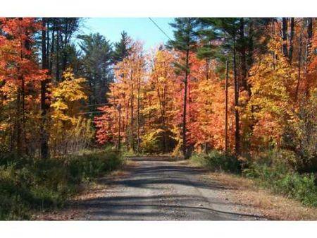 Corner Lot Big Indian Lake : Saint Albans : Somerset County : Maine
