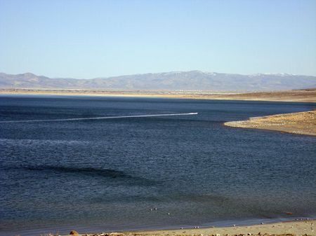 Rare Lake Property In Nevada : Hawthorne : Mineral County : Nevada
