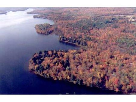 On Big Indian Lake : Saint Albans : Somerset County : Maine