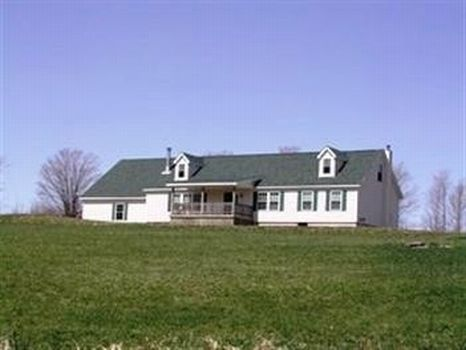 Bright & Roomy Modular on 5 Acres : Walton : Delaware County : New York