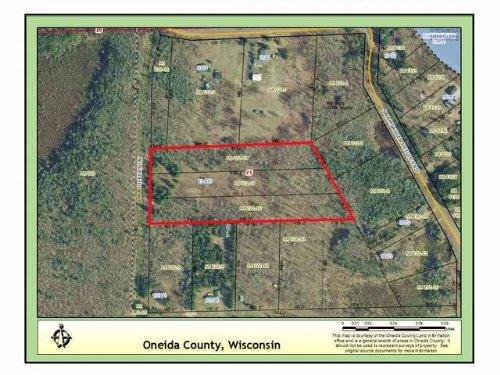 5.4 Acres In Minocqua : Minocqua : Oneida County : Wisconsin