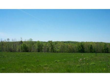 Overlooking Big Indian Lake : Saint Albans : Somerset County : Maine