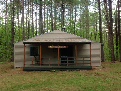 Tall Pines Hunting Cabin : Exeter : Penobscot County : Maine