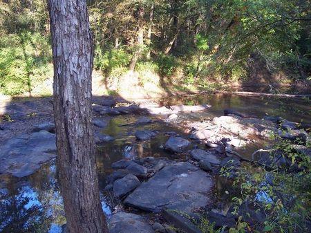 Hillabee Creek- 13+ acres : Alexander City : Tallapoosa County : Alabama