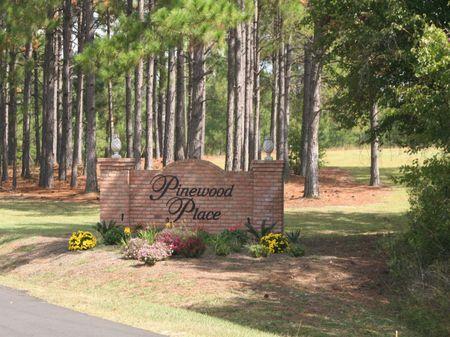 Pinewood Place : Vidalia : Toombs County : Georgia