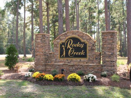 Lots at Rocky Creek Golf Club : Vidalia : Toombs County : Georgia