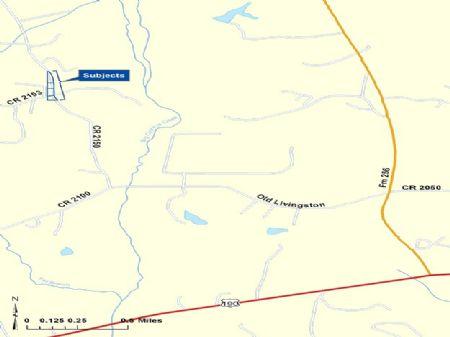 1.12 Ac Cr 2150 : Woodville : Tyler County : Texas