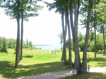 Golf Course/lake Superior Community : Bayfield : Bayfield County : Wisconsin