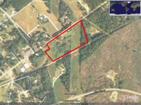 11 +/- Acres : Gordon : Wilkinson County : Georgia