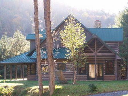 Genuine Mountain Experience: 13 Acs : Todd : Watauga County : North Carolina