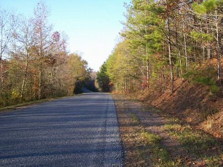 Firehouse Road : Millerville : Clay County : Alabama