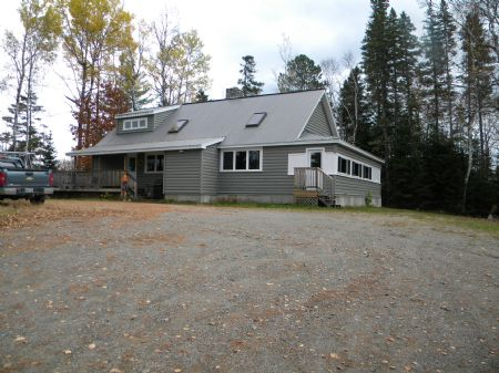 Live In The Heart Of Ski Country : Eustis : Franklin County : Maine
