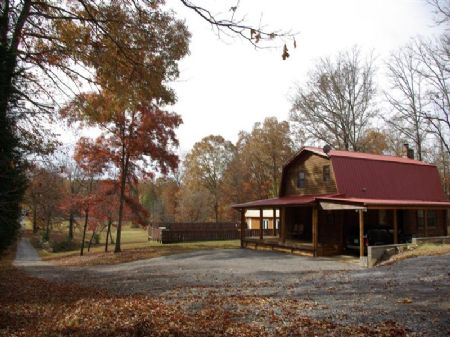 Motivated - Cabin On 5 Acres : Pell City : Saint Clair County : Alabama