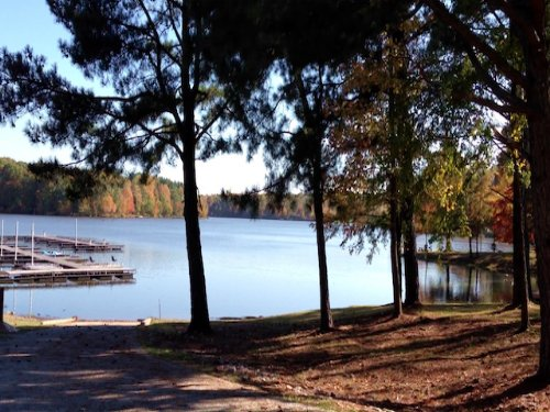 Reduced - 1.1 Acre Lake Front Lot : Cedar Grove : Carroll County : Tennessee