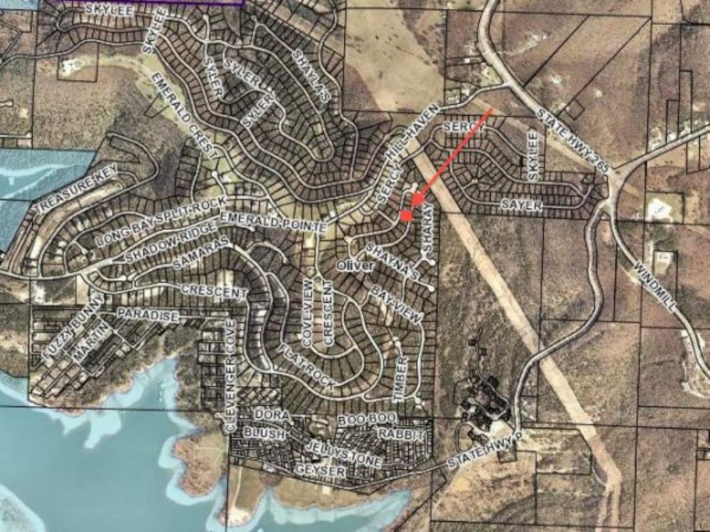 Below Market Emerald Point Lot : Hollister : Taney County : Missouri
