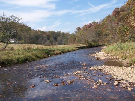 5 Tracts Burks Fork Creek Trout : Dugspur : Carroll County : Virginia