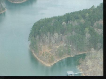 Smith Lake Waterfront Lot (606ft) : Arley : Winston County : Alabama