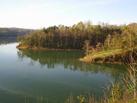 Smith Lake Waterfront 3acres 1100ft : Bremen : Cullman County : Alabama
