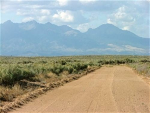 San Luis Valley Ranch. $150/month : San Luis : Costilla County : Colorado