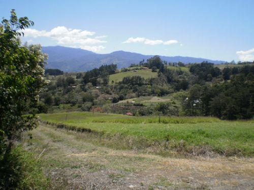 Rural Mountain & Volcano View Lots : Paraiso Orosi : Costa Rica