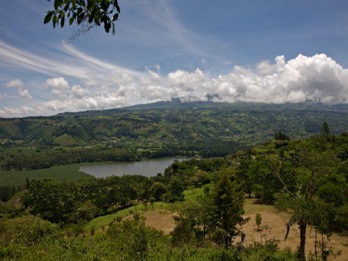 Wonderful Views-2 Lots-Priced To Go : Orosi Cachi : Costa Rica