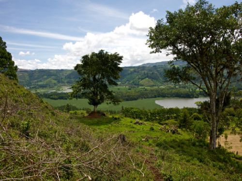 Lake View Building Lot : Orosi Cachi : Costa Rica