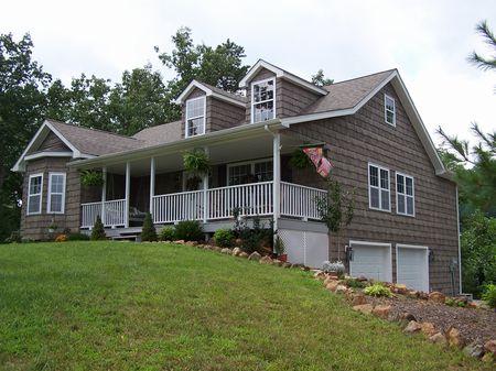 2(or 3-4)Bd/2Ba Mtn Home, Views : Independence : Grayson County : Virginia