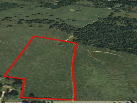 8 Acres Open Pasture & Homesite : McComb : Amite County : Mississippi