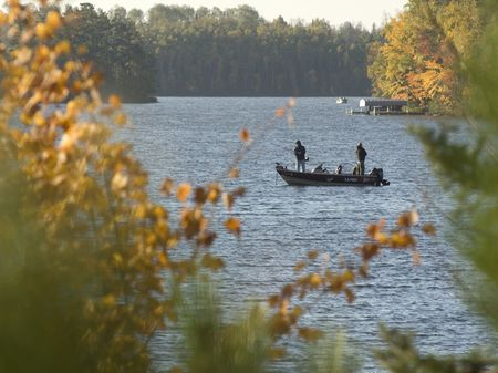 Lake Vermilion - 40000 Acres Of Fun : Cook : Saint Louis County : Minnesota