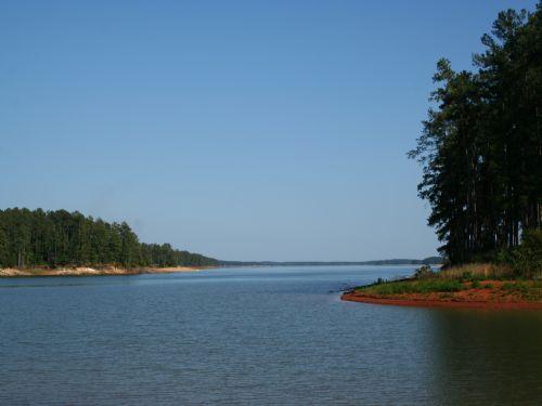 Breathtaking View Of The Lake : Mccormick : McCormick County : South Carolina