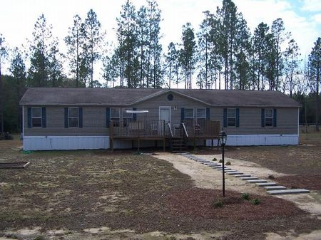 Home And 16.9 Acres : Leslie : Sumter County : Georgia